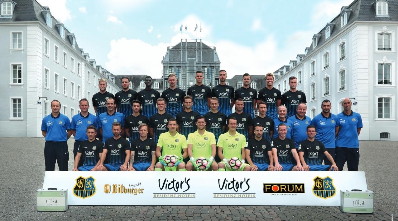 FCS Mannschaftsfoto