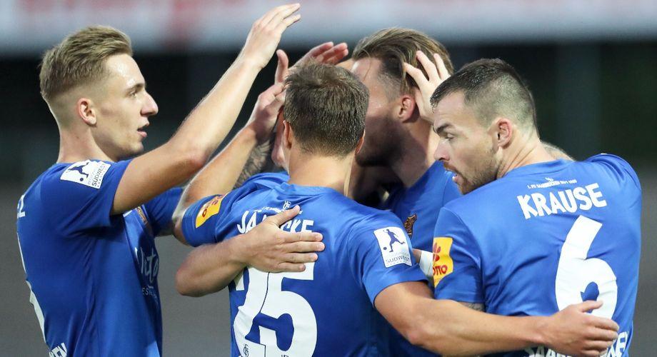 FC Saarbrücken gewinnt souverän gegen Stuttgart II