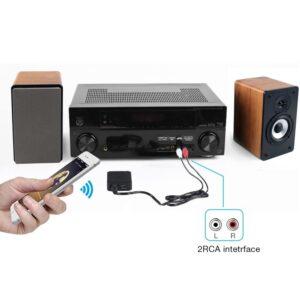 Musteraufbau Stereoanlage