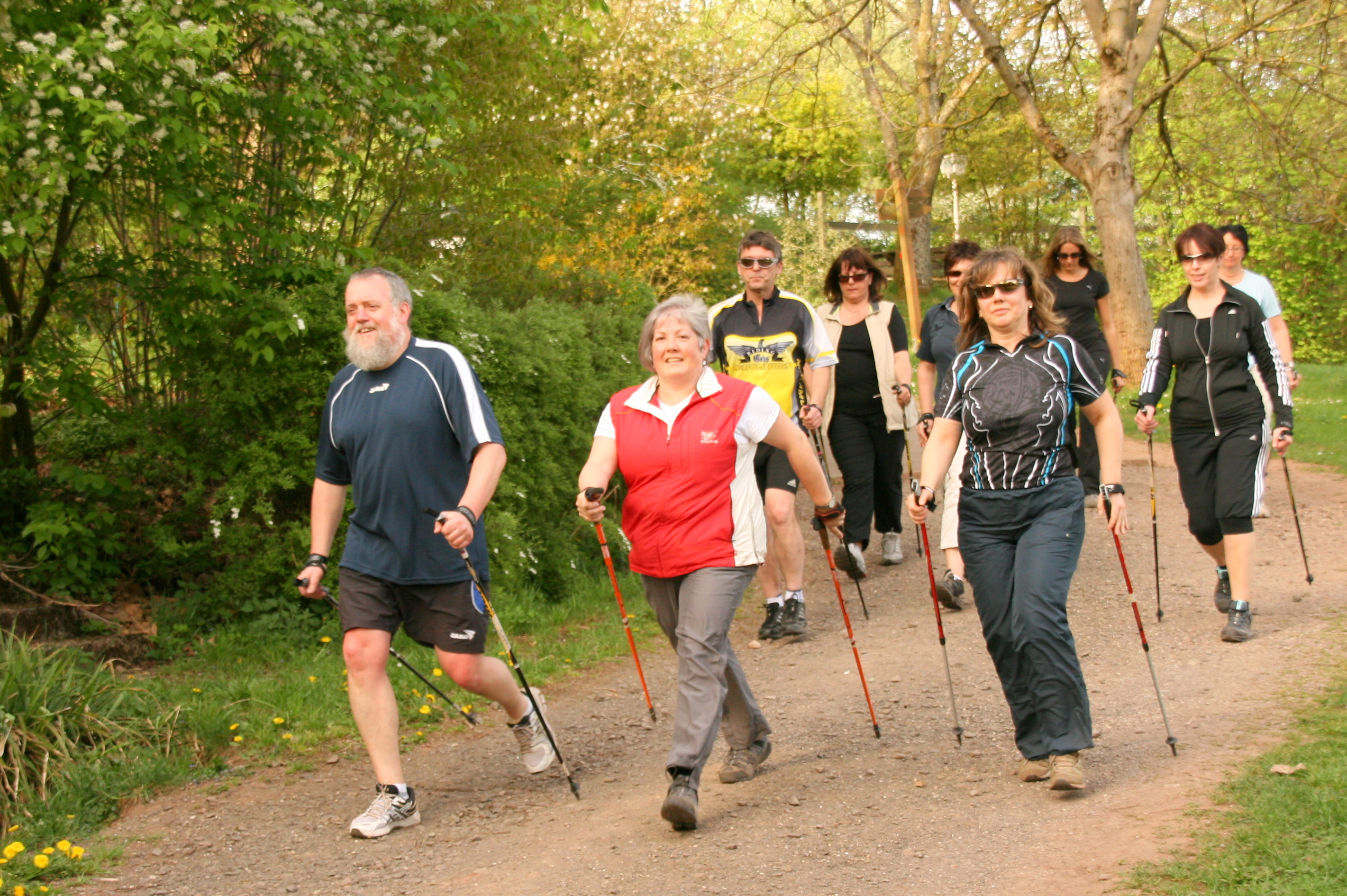 Nordic Walking Finkenrech