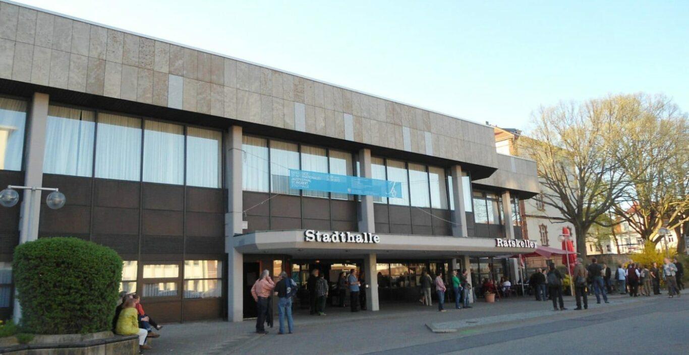 Stadthalle St. Ingbert