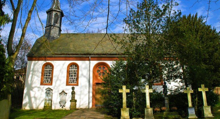 Alter Friedhof, Kapelle