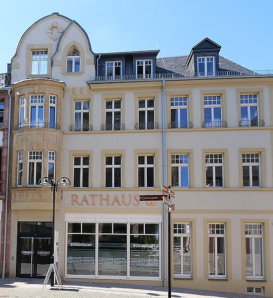 Rathaus St. Wendel