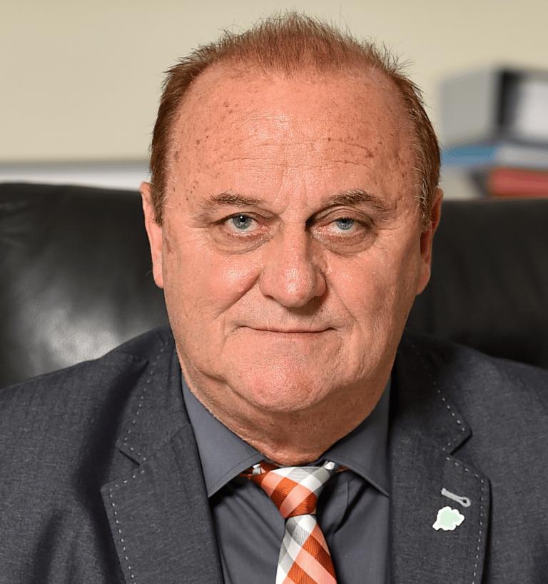 Innenminister Klaus Bouillon