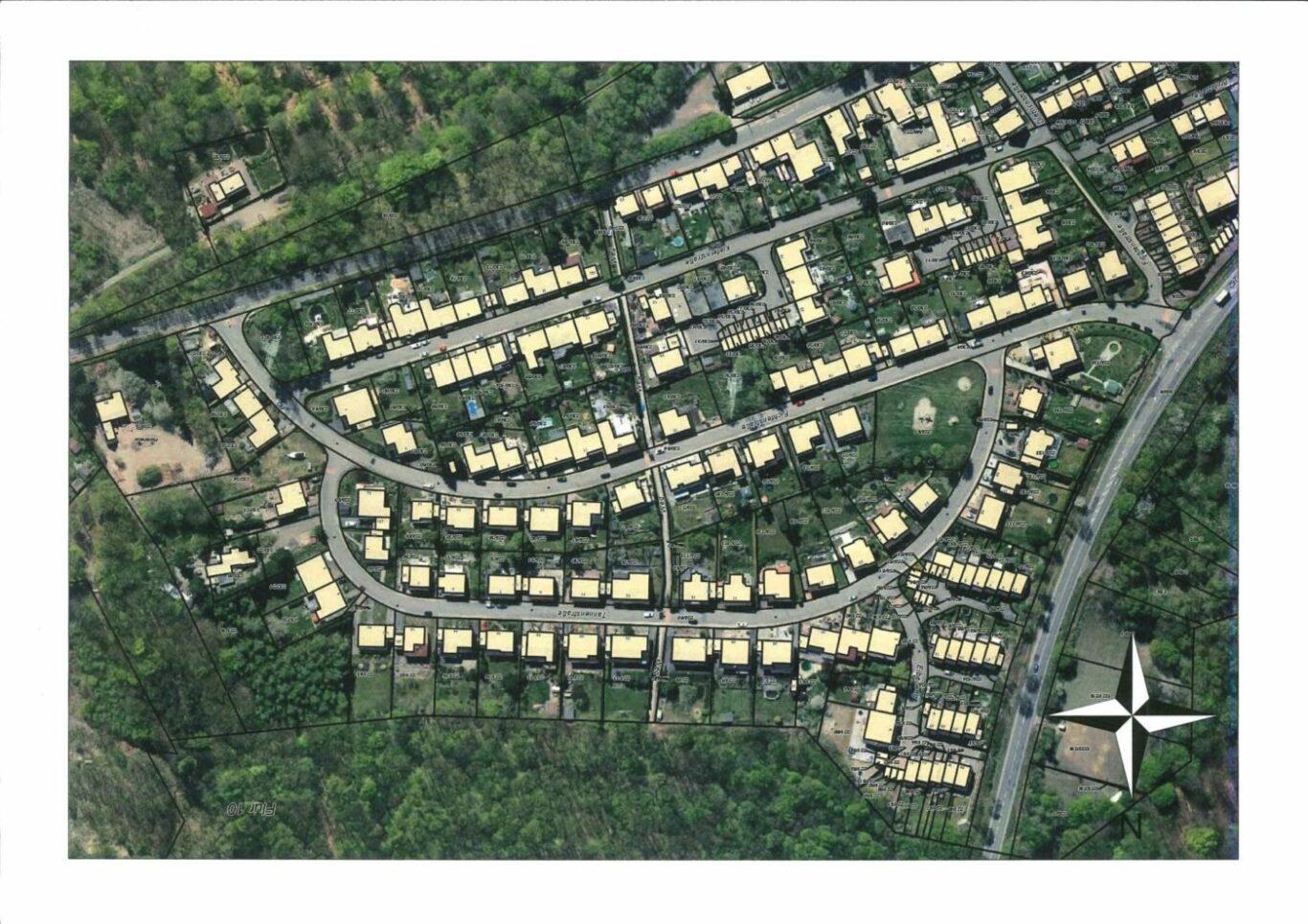 Luftbild Dietrichsfeld