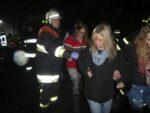 Evakuierung verletzter Personen