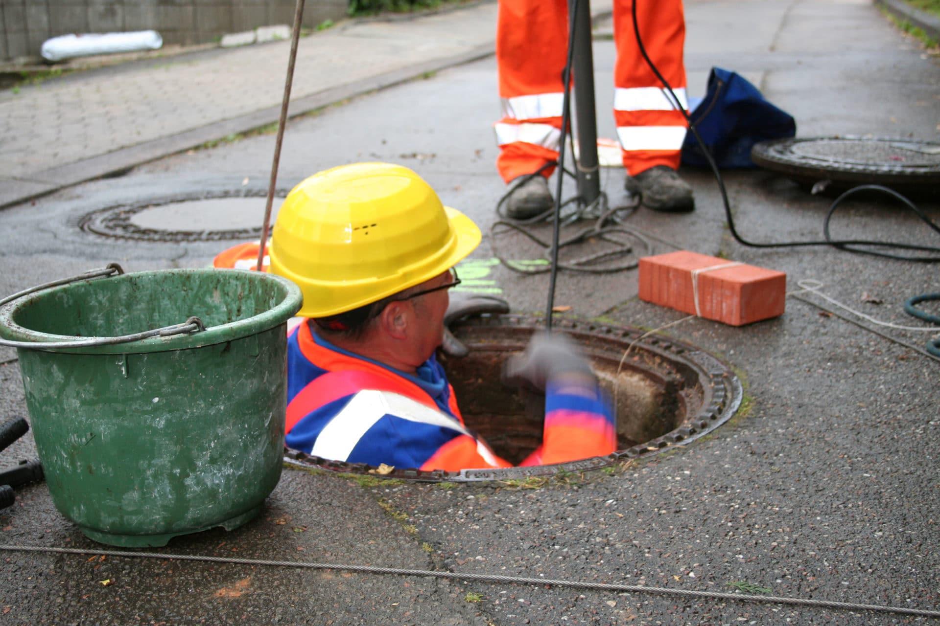 ZKE repariert ab Montag Mischwasserkanal in der Heinrichstraße in Klarenthal