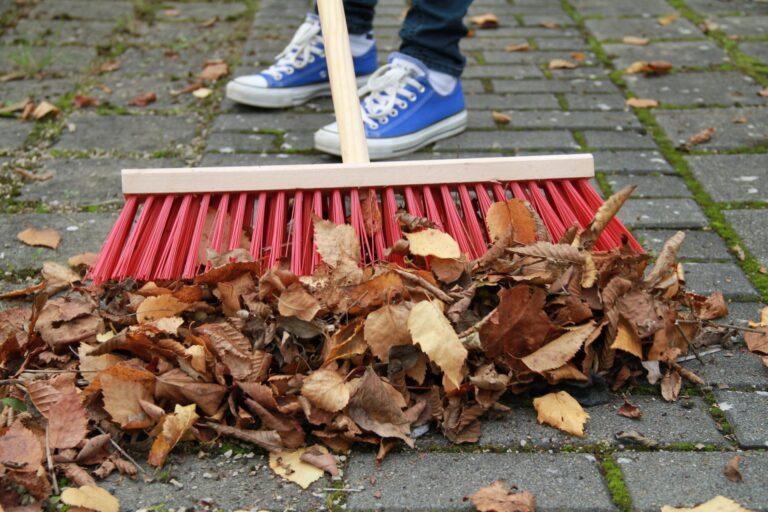 Sweeping duty