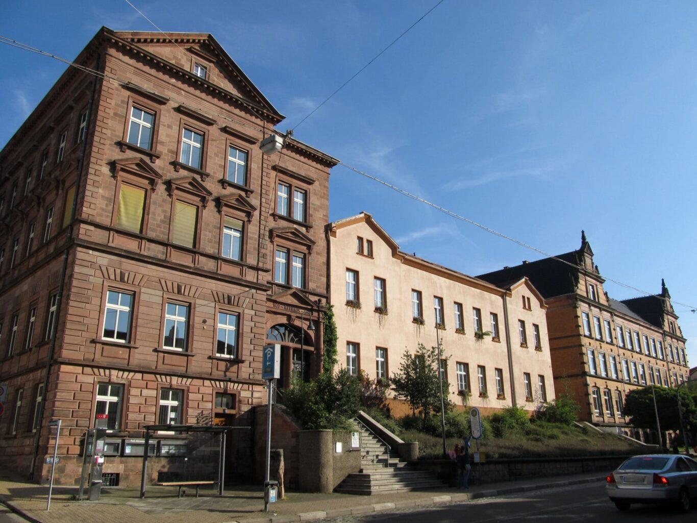 Rathaus Sulzbach