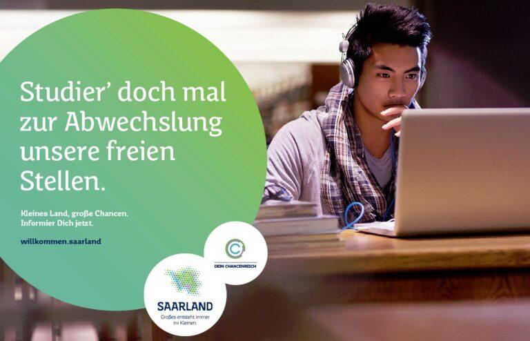Studieren im Saarland