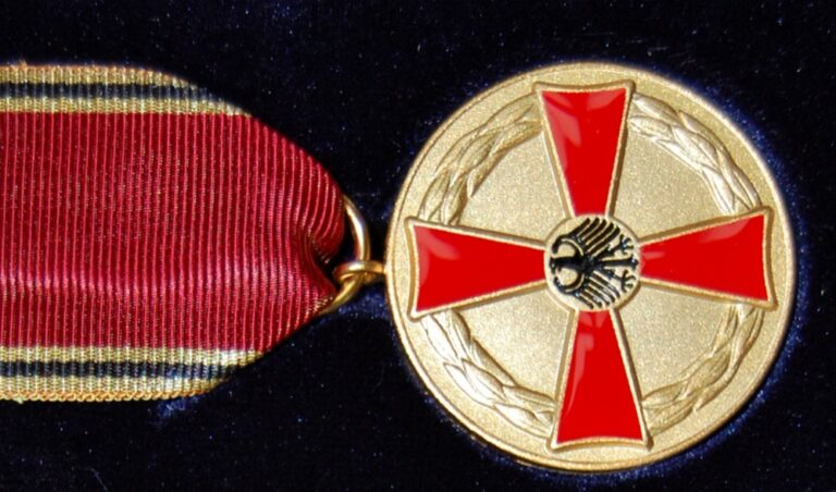 Medal of Merit of the Order of Merit of the Federal Republic of Germany