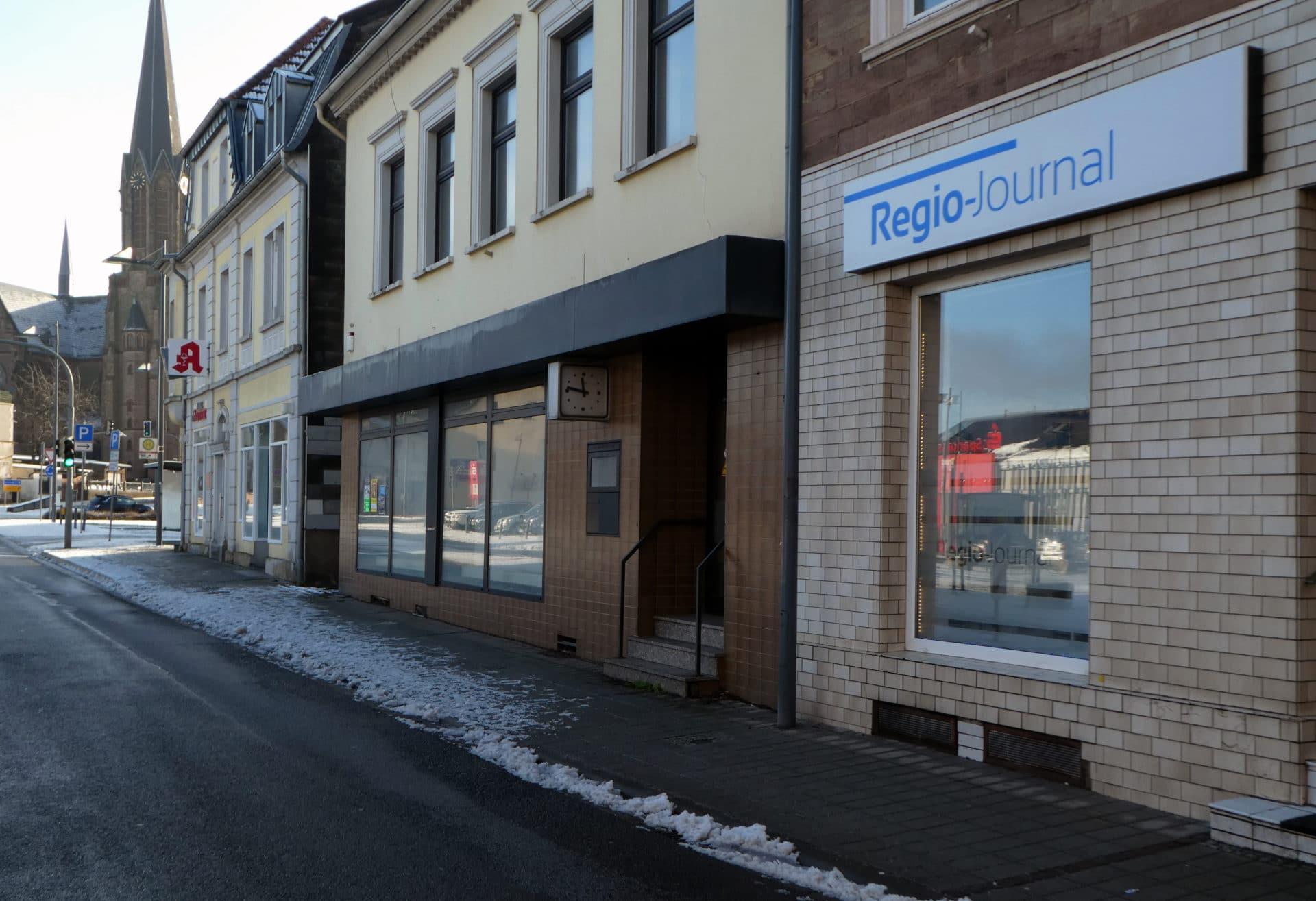 Geschäftsstelle Regio-Journal
