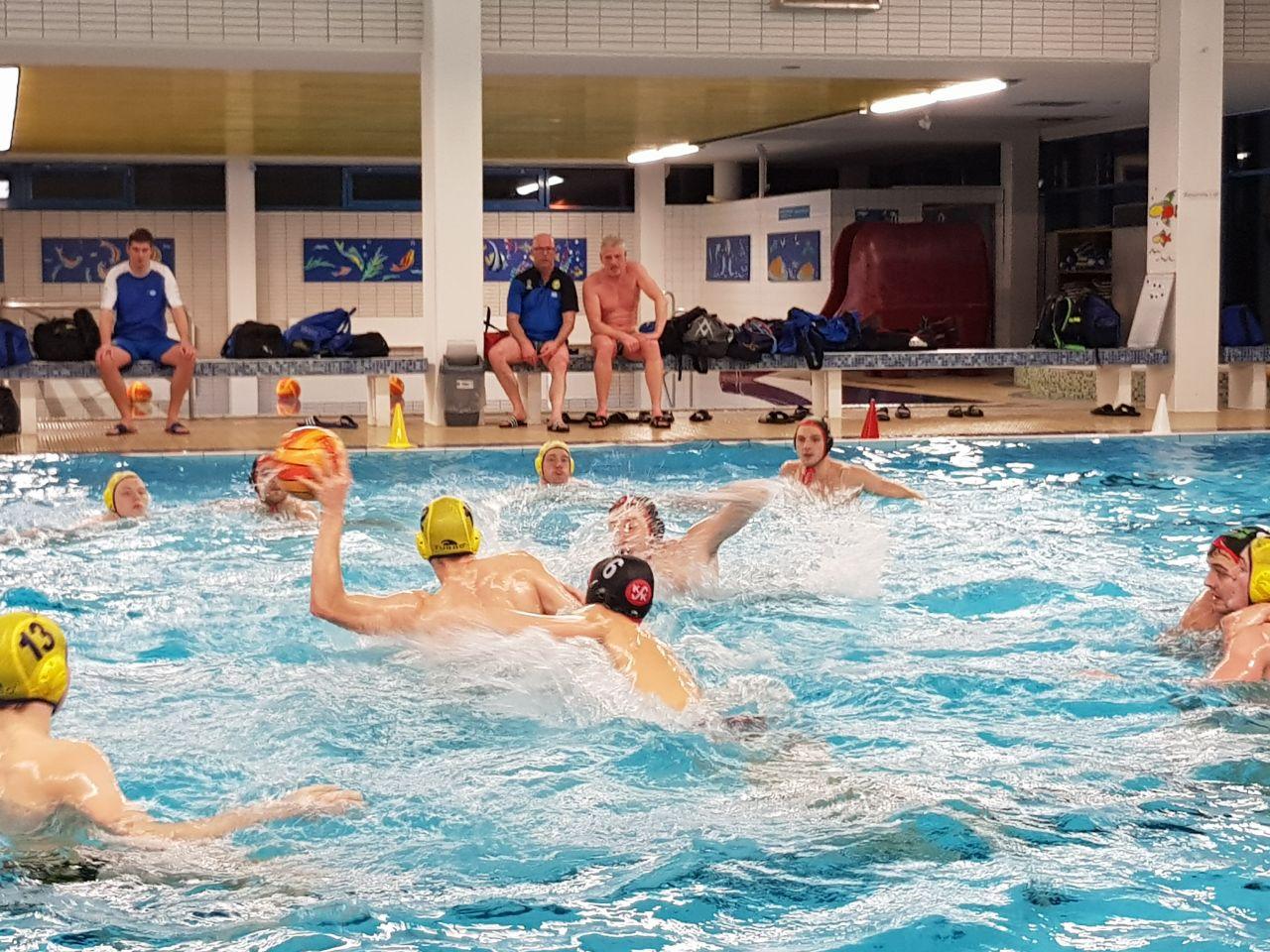 Wasserball SVF - Kaiserslauterer SK
