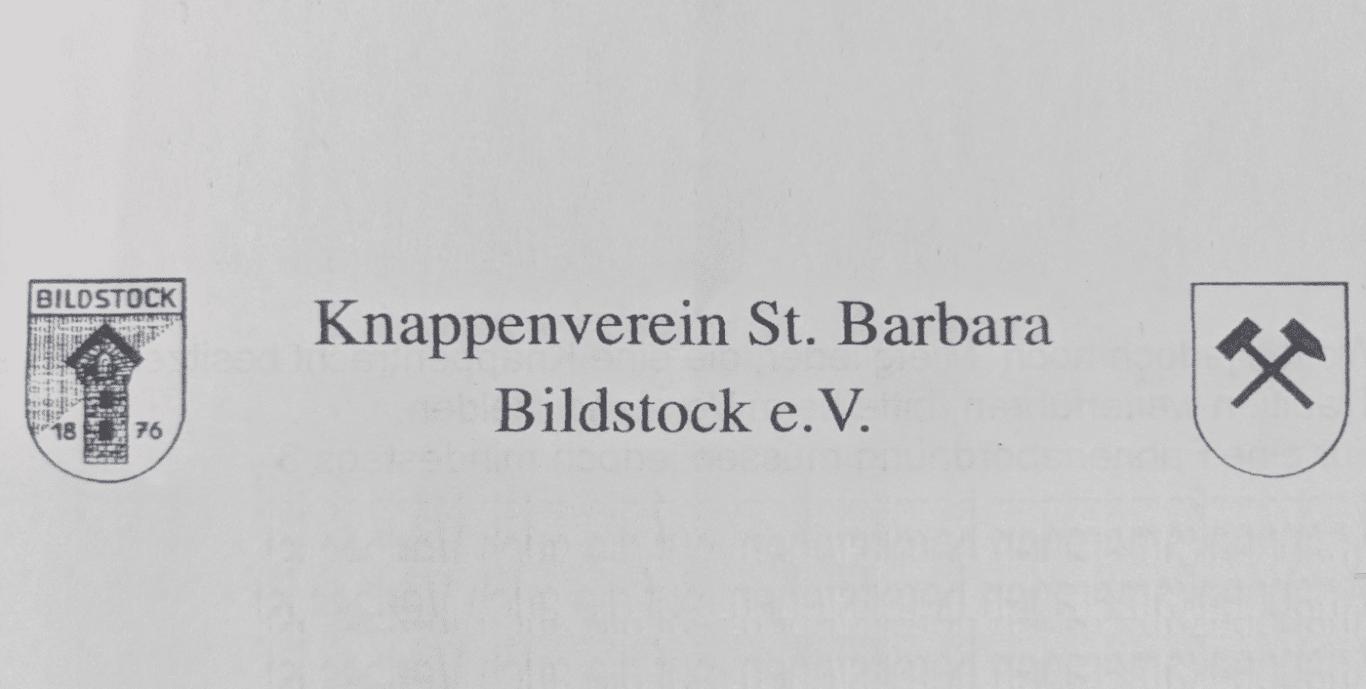 Knappenverein St. Barbara Bildstock e.V