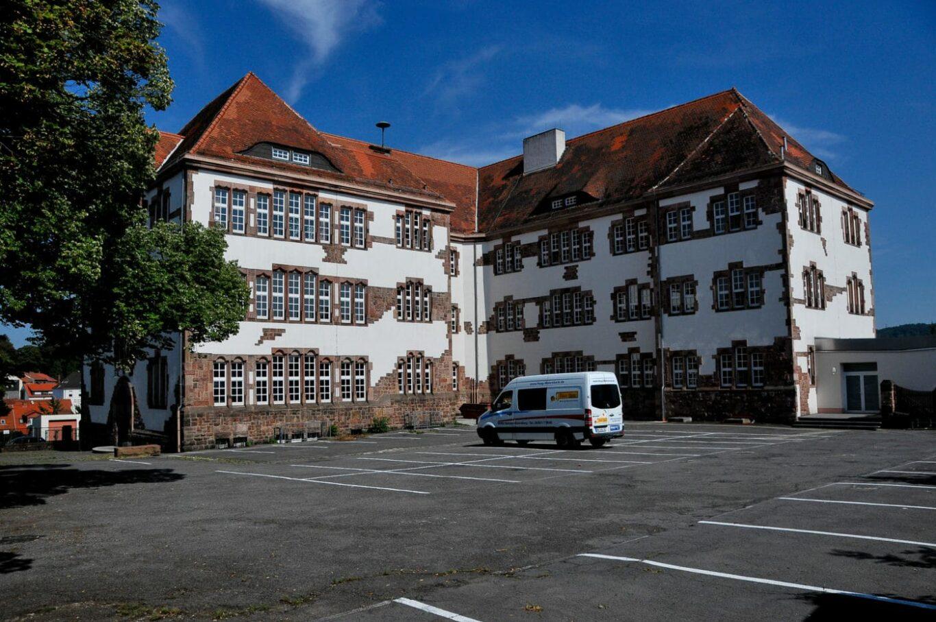 Ludwigschule Foto Haßdenteufel