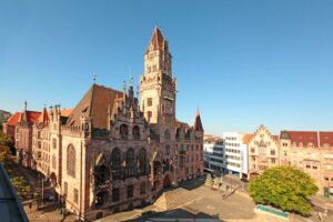 Rathaus St. Johann