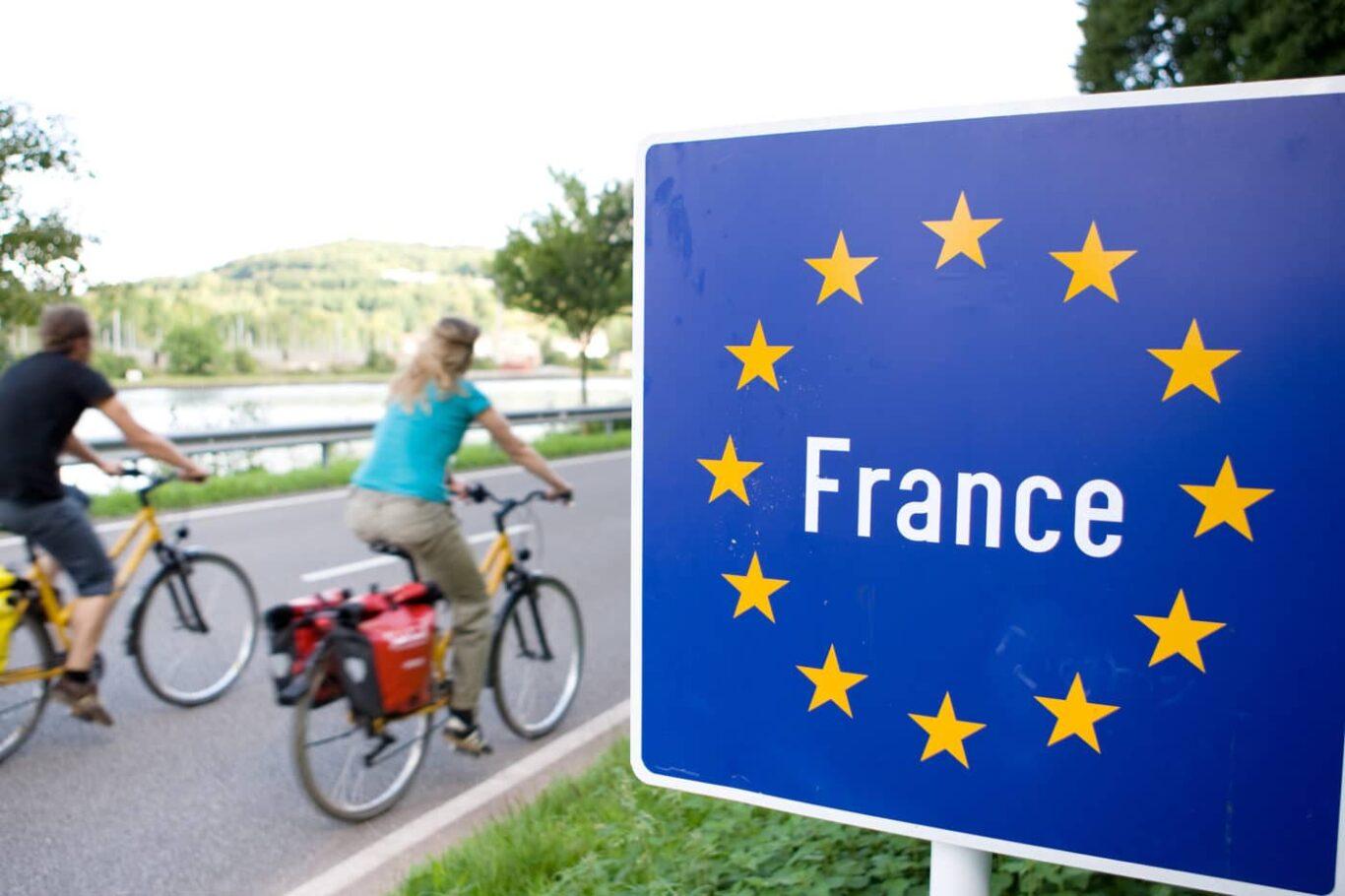 Auch Abstecher nach Frankreich & Luxemburg