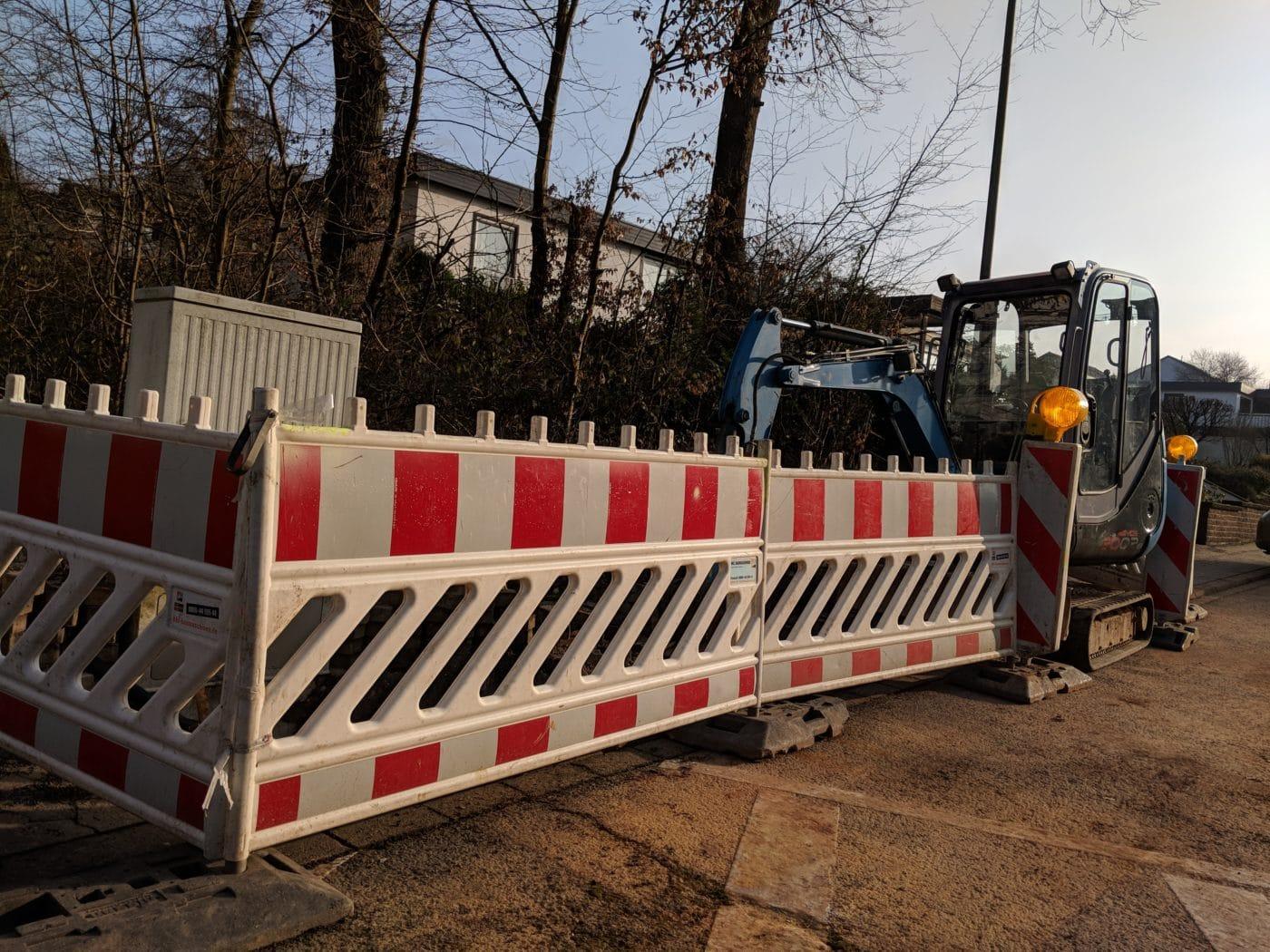 St. Ingbert: Baustellen & Straßensperrungen