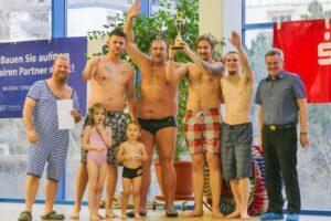 Siegermannschaft Die Duddleys