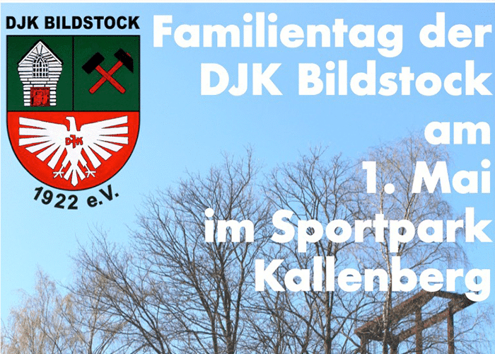 Familientag der DJK Bildstock