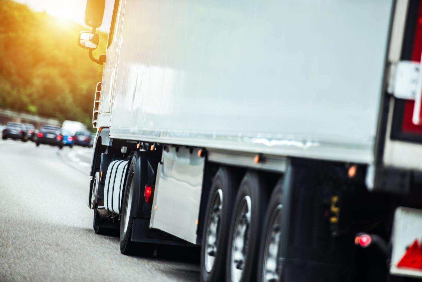 Mit 2,65 Promille mit LKW unterwegs