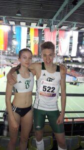 Louisa Flachsland und Tobias Hau