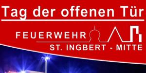 Tag der offenen Tür Feuerwehr St. Ingbert