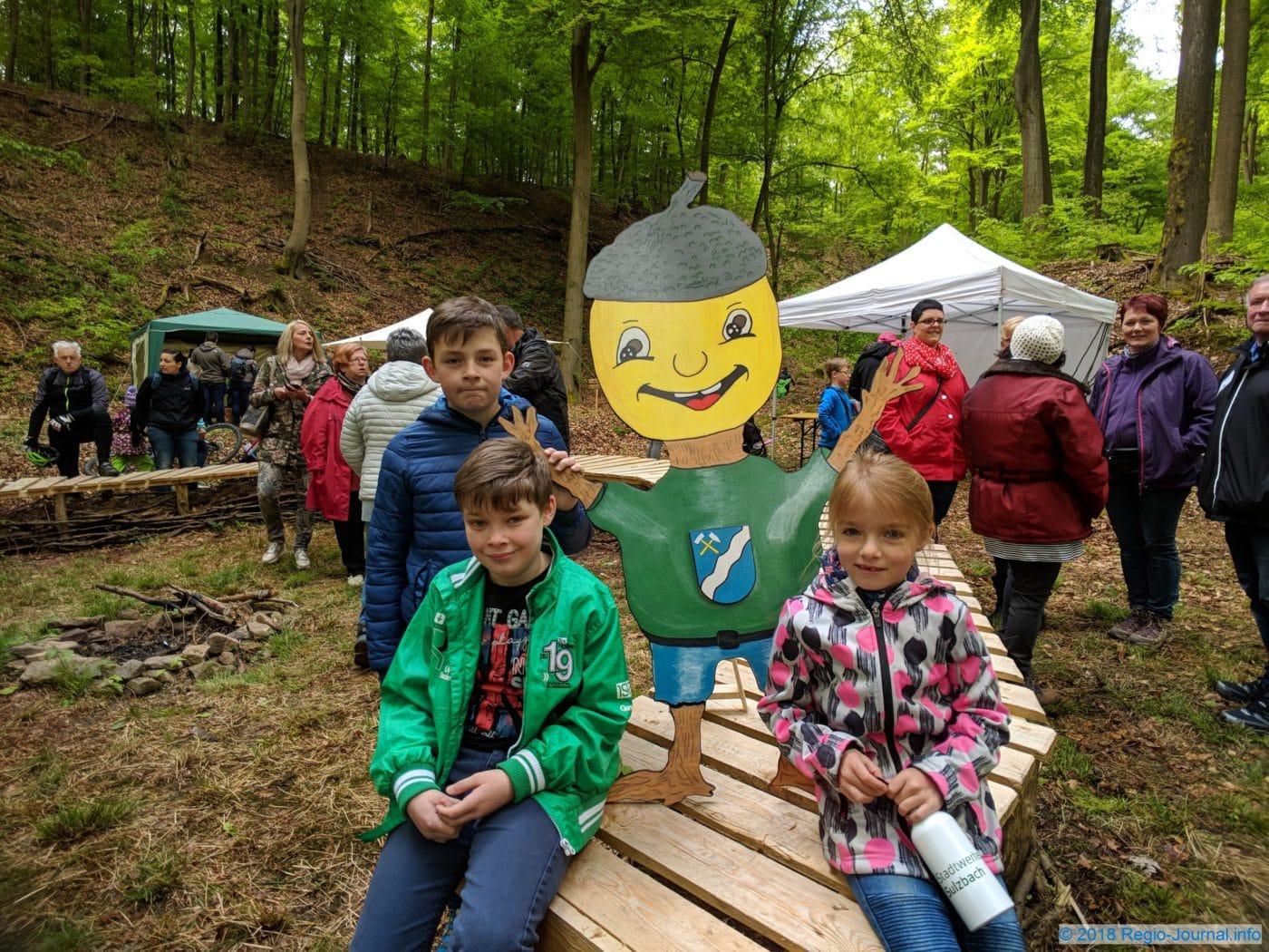 Waldwerkstatt 1. Mai Sulzbach