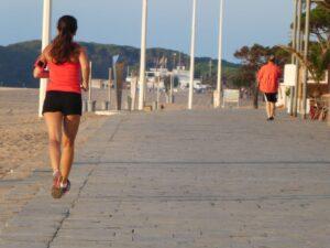 Strandpromenade Platja D´Aro