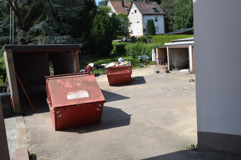 Container Stadt Sulzbach