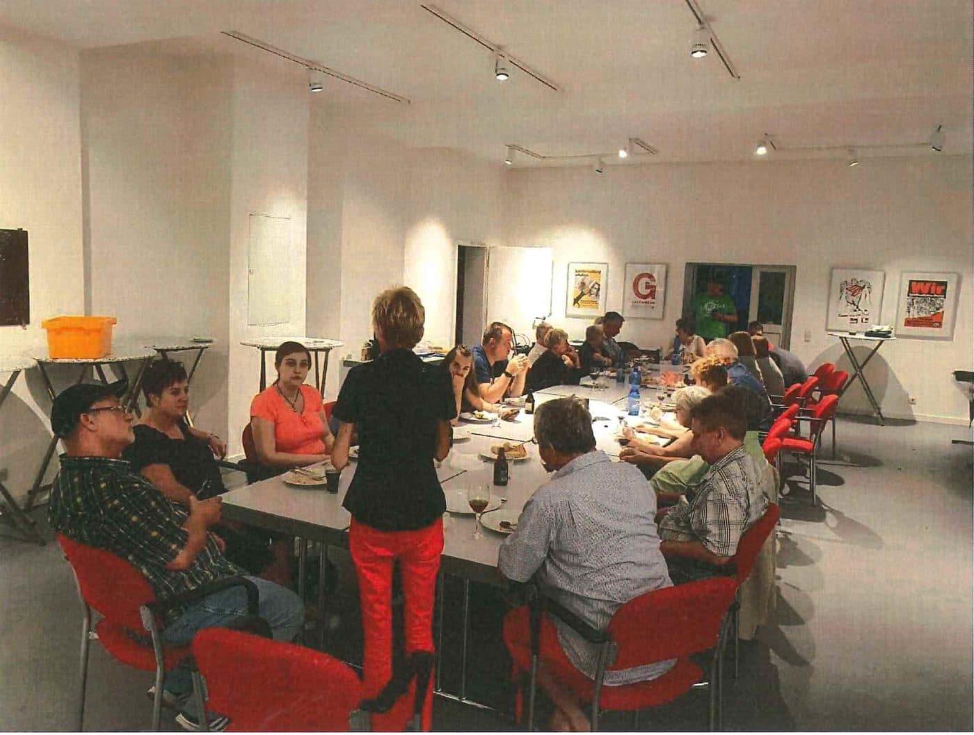 Friedrichsthal: Gemeinsam arbeiten - gemeinsam feiern