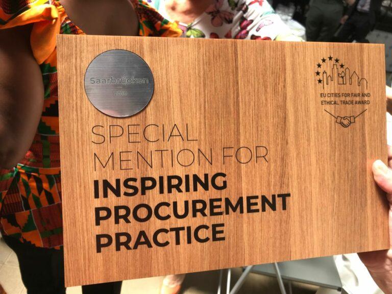 Fair Trade Award
