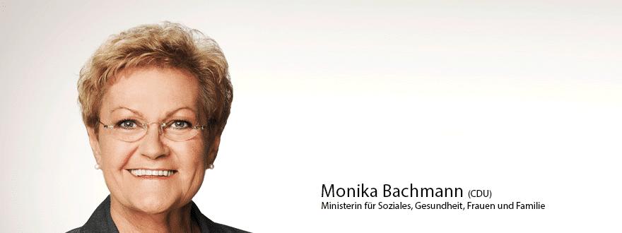 Monika Bachmann bei 91. Gesundheitsministerkonferenz in Düsseldorf