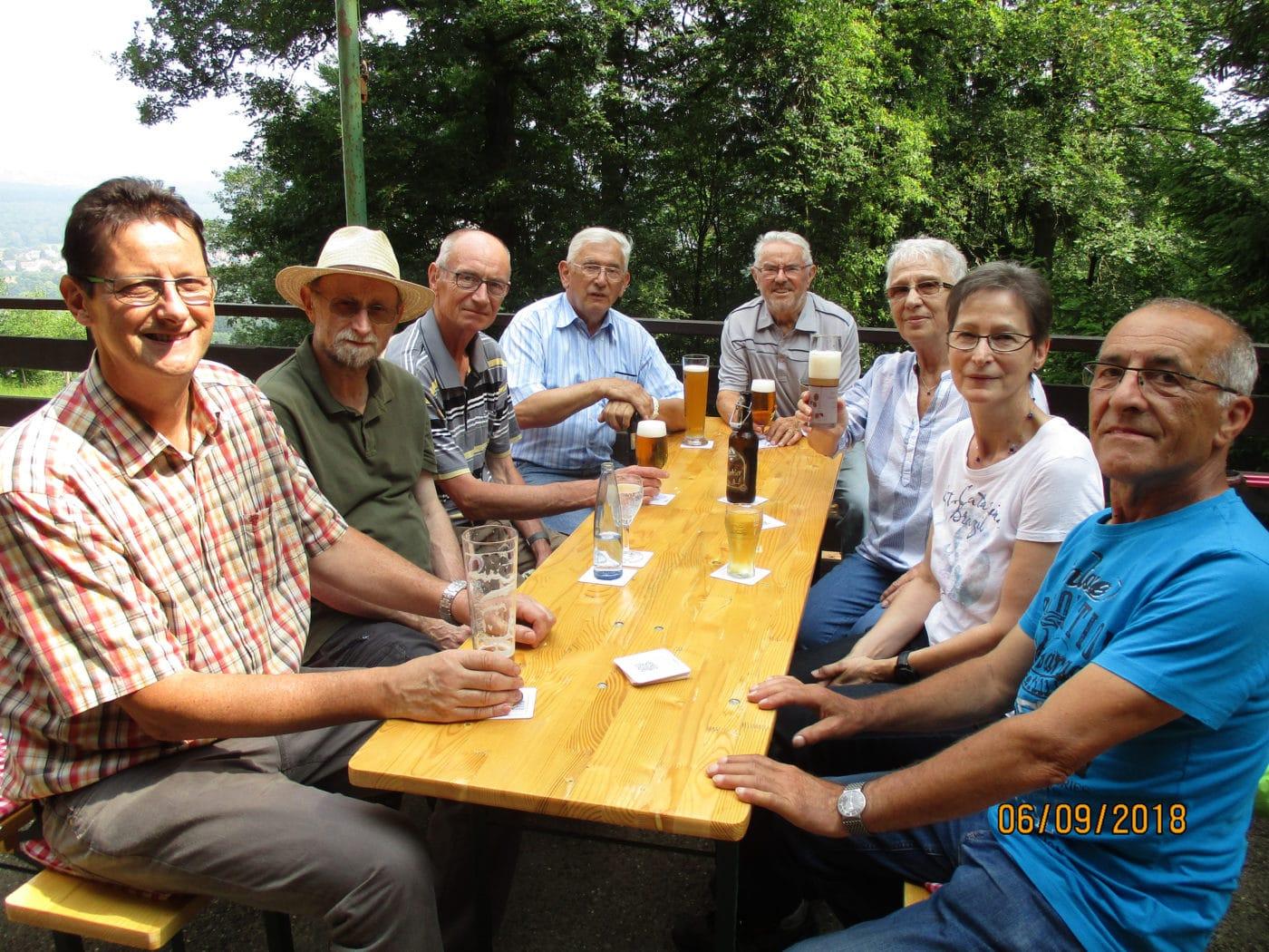 Nachbericht zur Wanderung über den Kahlenberg