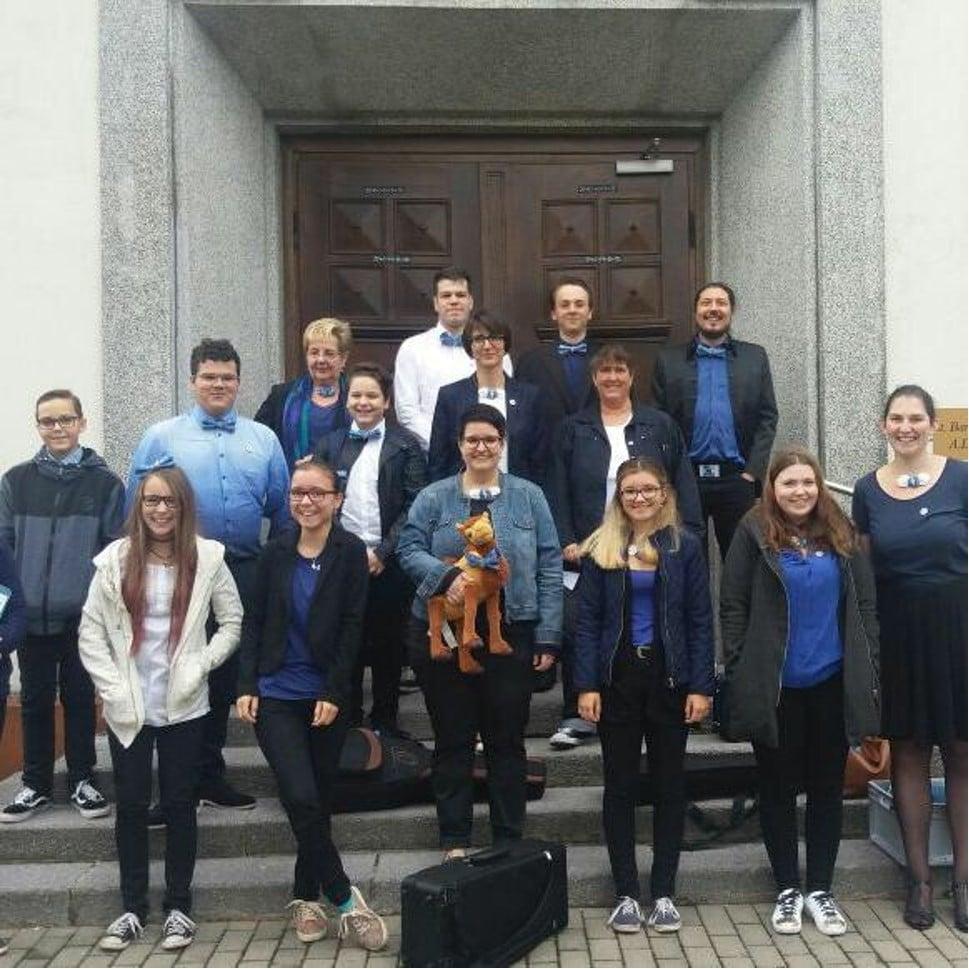 Die Musikgruppe St. Josef - Aus Leidenschaft zur Musik