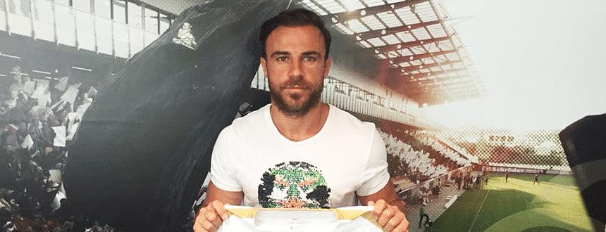 Ex-Bundesligaspieler Alban Meha wechselt an die Kaiserlinde