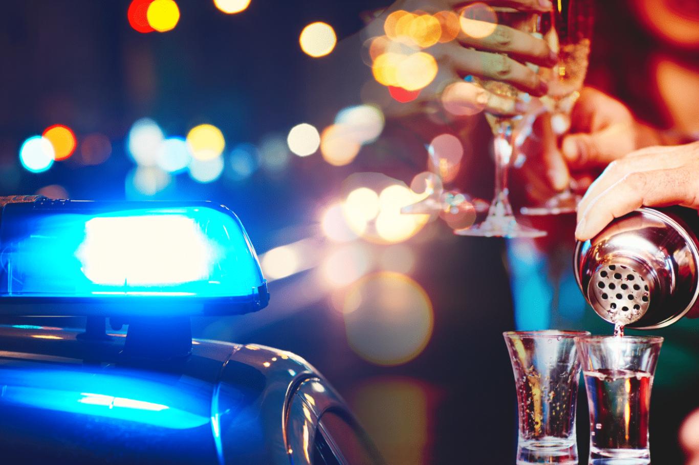 Alkohol Polizei