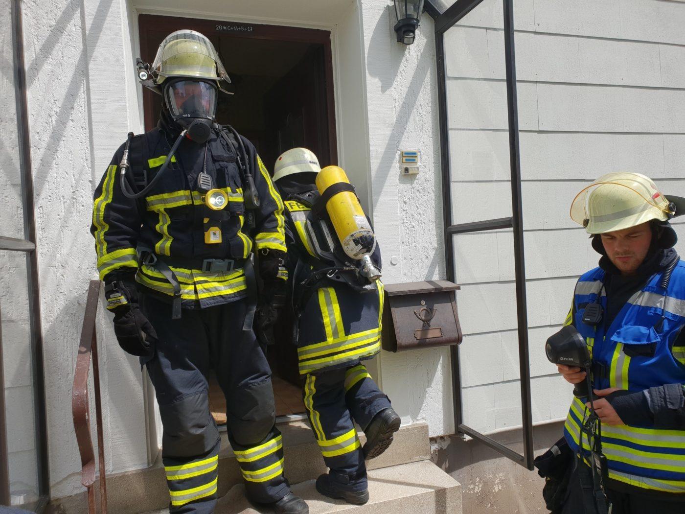 St. Ingbert: Auch am Wochenende musste die Feuerwehr ausrücken