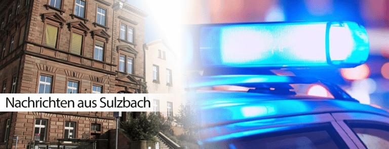 Nachrichten aus Sulzbach Saar