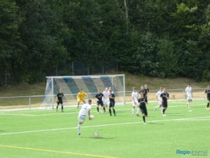 Spiel gegen A-Jugend SV 07 Elversberg