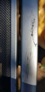 Luftverschmutzung durch Dillinger Hütte Ofen 4