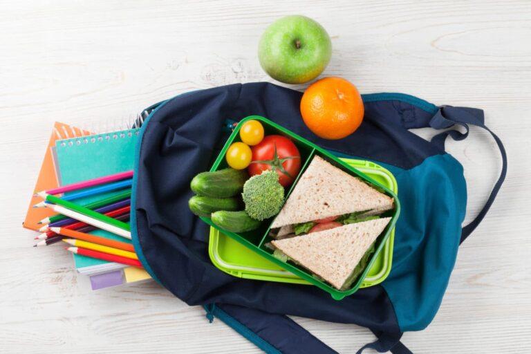 Essen in der Schule