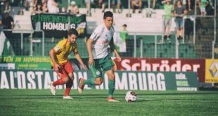 FC Homburg - Elversberg, Bild: FC Homburg