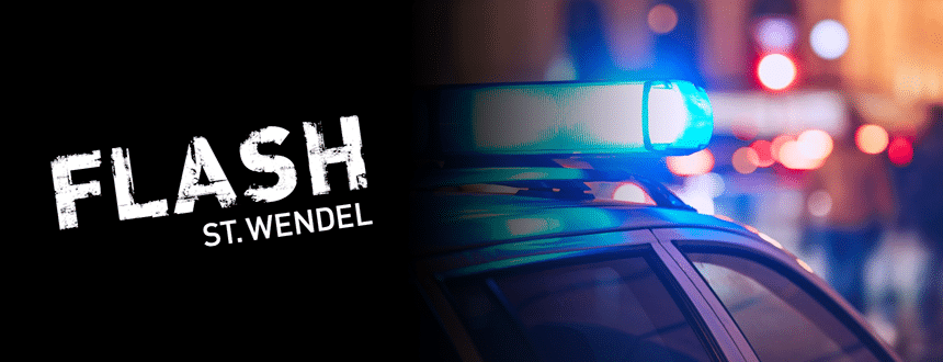 Polizeieinsatz im Flash St. Wendel