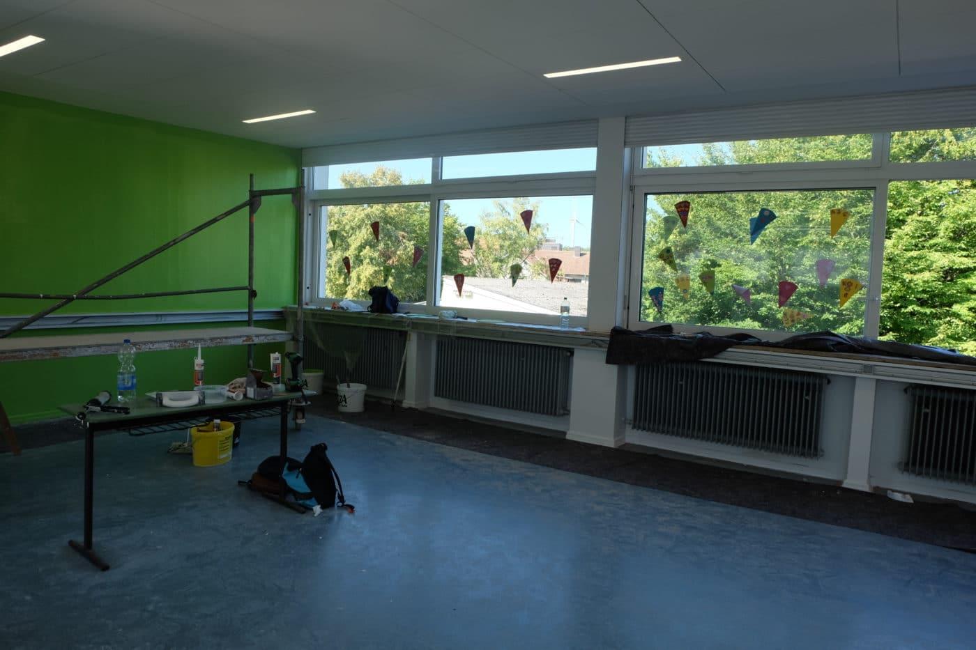 Gemeinde Schiffweiler sanierte Grundschulen