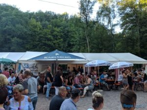 Saufangfest am Saufangweiher Tag 2