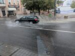 Starkregen sorgte für Probleme in Bildstock