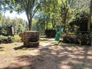 Brunnen am Friedhof in Friedrichsthal