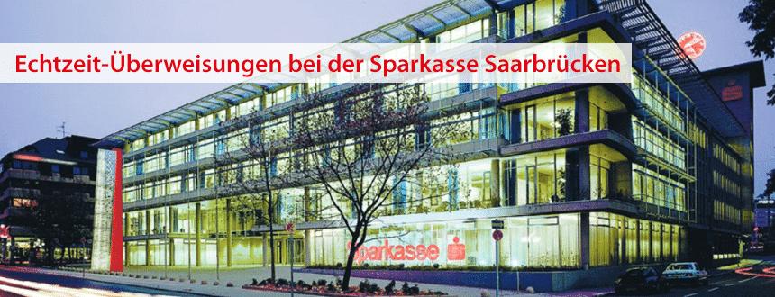 Sparkasse Saarbrücken führt Echtzeit-Überweisungen ein