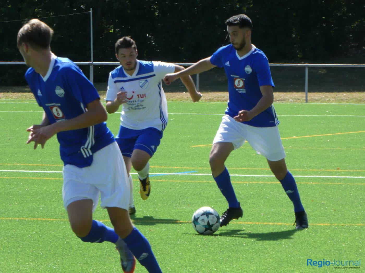 Verbandsliga: Hellas 05 Bildstock - FC Palatia Limbach